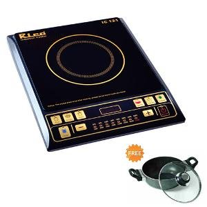 Rico Induction Cooktop With Kadhai - ICL 22