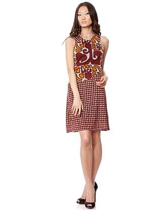 Custo Vestido Clear (Multicolor)