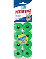 OUT! Blue Dog Waste Pick-Up Bags (120 Bags)(color may vary)