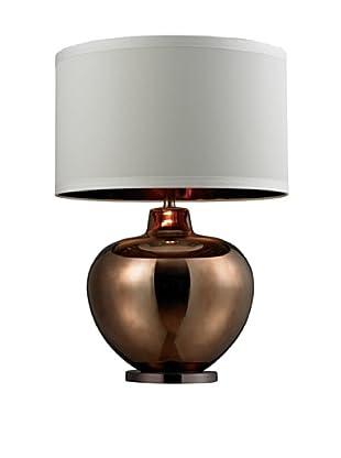 Artisitic Lighting Table Lamp, Bronze, Coffee