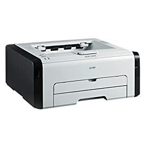 Ricoh SP 200 Monochrome Single Function Laser Printer
