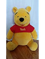 "Winnie The Pooh Large Jumbo 24"" Plush Toy ; Quality Construction"