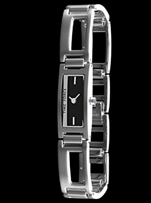 Time Force TF2984L01M - Reloj Armys Señora negro
