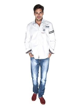 Giorgio Di Mare Camisa Jessopo (Blanco)
