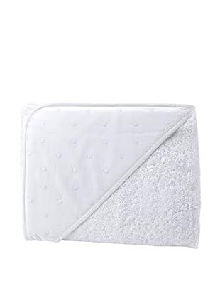 Mantas Mora Capa Baño (Blanco)