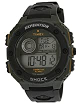 Timex Expedition Digital Grey Dial Men's Watch - T49982