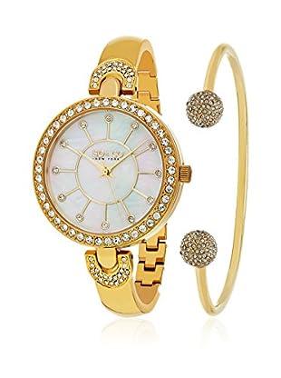 SO & CO New York Uhr mit japanischem Uhrwerk Woman GP16297 38 mm