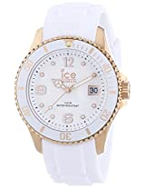 Ice-Watch Analog White Dial Unisex Watch - IS.WER.U.S.13