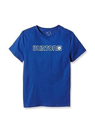 Burton Camiseta Manga Corta Logo Hrz Web