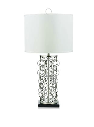 Candice Olson Lighting Carnegie Table Lamp (Satin Nickel)