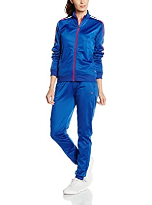 Diadora Tuta Sport L.Suit Cuff Pl