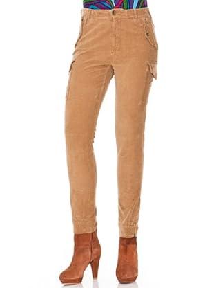 Desigual Pantalón Hiano (Tostado)