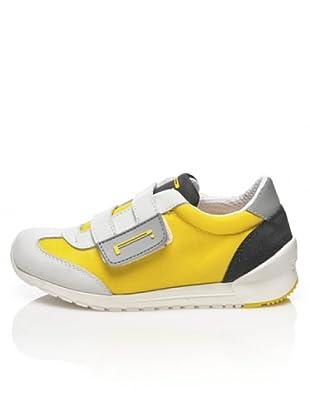 Pirelli Zapatillas Niños (amarillo)