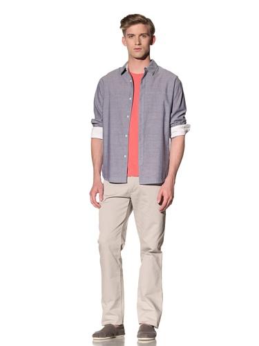 Riviera Club Men's Club Shirt (Blue)