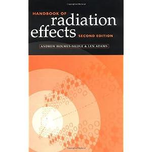 Handbook of Radiation Effects: A. G. Holmes-Siedle, Len Adams: 洋書