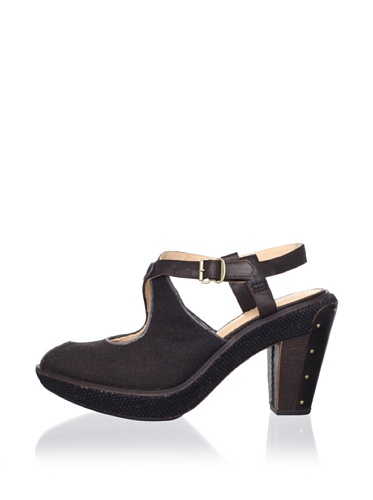 Timberland Women's Marge Platform Sandal (Black/brown)