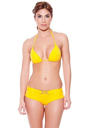 Teleno Bikini Triángulo Con Foam Y Culotte (Mango)