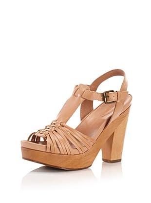 Corso Como Women's Hiho Platform Sandal (Amber)
