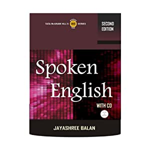 Spoken English (With Cd)