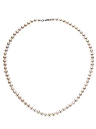 Emi Kawai Kette Perle Silber 5,50-6 mm