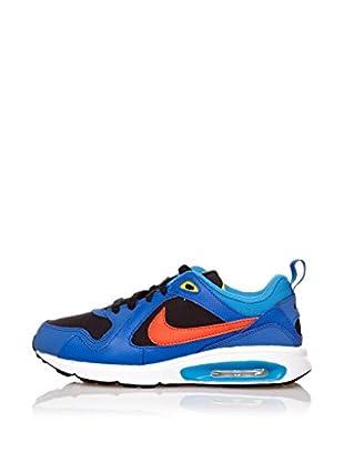 Nike Zapatillas Air Max Trax (Tdv) (Azul / Negro)