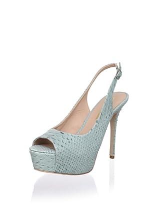 Pour La Victoire Women's Vanesa Platform Sandal (Seafoam)