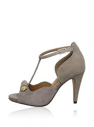 Clarks Zapatos Salón Saxen Curtain (Marrón)