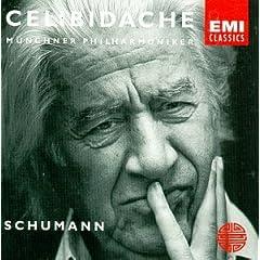 チェリビダッケ指揮 シューマン:交響曲第3番&第4番の商品写真