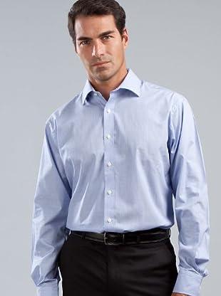 Cortefiel Camisa Clásica (Azul)