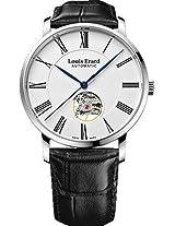 Louis Erard Analog Silver Dial Men Watch - 62233AA10.BDC02