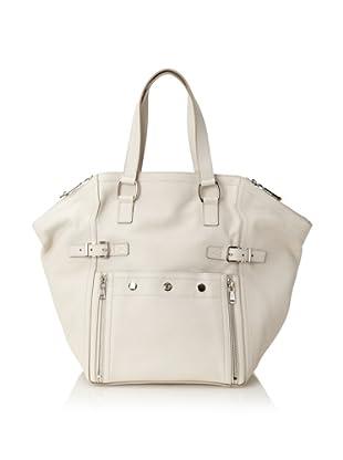 Yves Saint Laurent Women's Downtown Bag, White