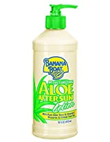 Banana Boat Aloe After Sun Lotion 16 Ounce Bottle