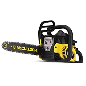 McCulloch 39cc 16-Inch Gas Chainsaw (Discontinued by Manufacturer)