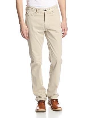 Tailor Vintage Men's 5-Pocket Pants (Stone)