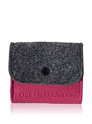 Urban Country Portemonnaie Flap Over Coin Purse kirschrot