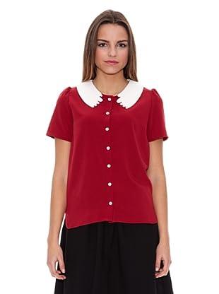 Pepa Loves Camisa Audrey (Granate)