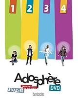 Adosphere: Niveaux 1, 2, 3, 4 DVD Ntsc