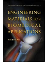 Engineering Materials for Biomedical Applications (Biomaterials Engineering and Processing)
