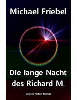 Die lange Nacht des Richard M. (German Edition)