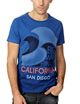 Allen Solly College Casual Surf Tee