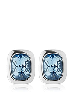 Dyrberg/Kern Ohrring Tron Ss Blue stahl