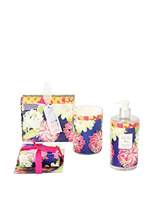 Mudlark Nisha Gift Soap & 10.5-Oz. Candle Gift Set