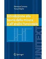 Introduzione alla teoria della misura e all'analisi funzionale (UNITEXT)