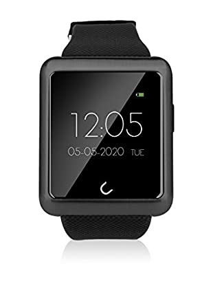 F&P Smartwatch One Plus grau