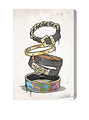 Oliver Gal Arm Candy One Canvas Art