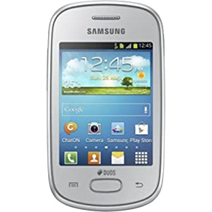 Samsung Star GT-S5282 (Silver)