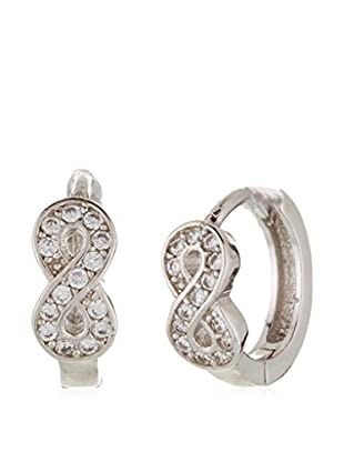 Córdoba Jewels Ohrringe Sterling-Silber 925