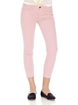 Springfield Pantalón Basic 5 Pockets (Rosa Claro)