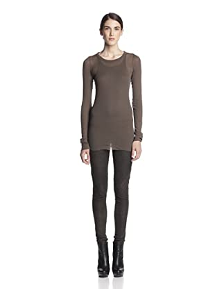 Rick Owens Women's T-Shirt (Dark Dust)