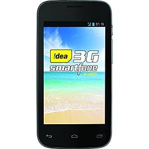 IDEA 3G SMARTPHONE ID-4000 (BLACK)